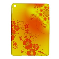 Flowers Floral Design Flora Yellow iPad Air 2 Hardshell Cases