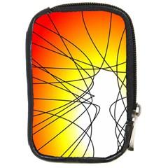 Spirituality Man Origin Lines Compact Camera Cases