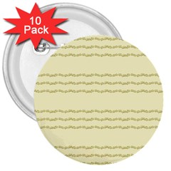 Background Pattern Lines 3  Buttons (10 pack)