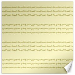 Background Pattern Lines Canvas 12  X 12