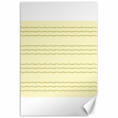 Background Pattern Lines Canvas 20  X 30