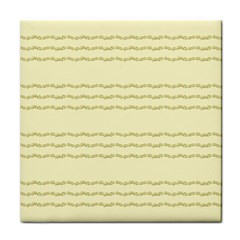 Background Pattern Lines Face Towel