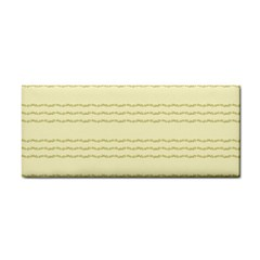 Background Pattern Lines Cosmetic Storage Cases