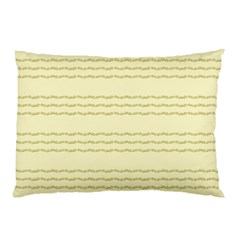Background Pattern Lines Pillow Case