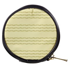 Background Pattern Lines Mini Makeup Bags