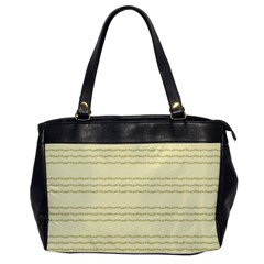 Background Pattern Lines Office Handbags