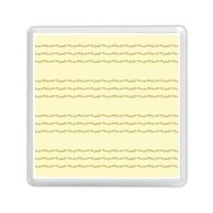 Background Pattern Lines Memory Card Reader (square)