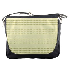 Background Pattern Lines Messenger Bags