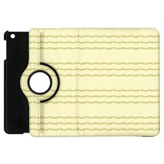 Background Pattern Lines Apple Ipad Mini Flip 360 Case