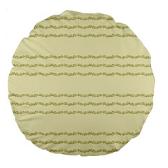 Background Pattern Lines Large 18  Premium Round Cushions
