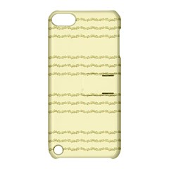 Background Pattern Lines Apple iPod Touch 5 Hardshell Case with Stand