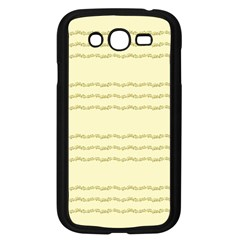 Background Pattern Lines Samsung Galaxy Grand Duos I9082 Case (black)