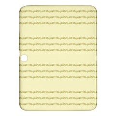 Background Pattern Lines Samsung Galaxy Tab 3 (10.1 ) P5200 Hardshell Case