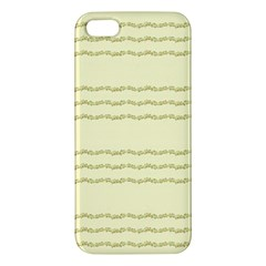 Background Pattern Lines Iphone 5s/ Se Premium Hardshell Case