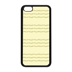 Background Pattern Lines Apple Iphone 5c Seamless Case (black)