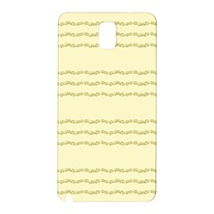 Background Pattern Lines Samsung Galaxy Note 3 N9005 Hardshell Back Case