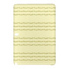 Background Pattern Lines Samsung Galaxy Tab Pro 10.1 Hardshell Case