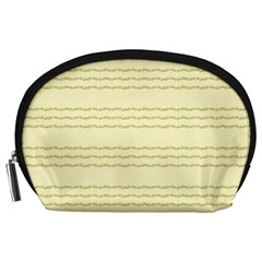 Background Pattern Lines Accessory Pouches (large)