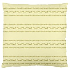Background Pattern Lines Large Flano Cushion Case (two Sides)
