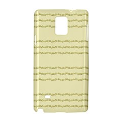 Background Pattern Lines Samsung Galaxy Note 4 Hardshell Case