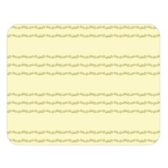 Background Pattern Lines Double Sided Flano Blanket (large)