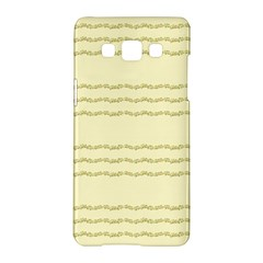 Background Pattern Lines Samsung Galaxy A5 Hardshell Case