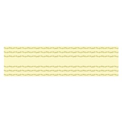 Background Pattern Lines Satin Scarf (oblong)