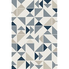 Geometric Triangle Modern Mosaic 5.5  x 8.5  Notebooks