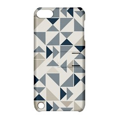 Geometric Triangle Modern Mosaic Apple Ipod Touch 5 Hardshell Case With Stand