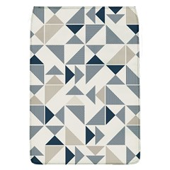 Geometric Triangle Modern Mosaic Flap Covers (l)