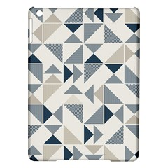 Geometric Triangle Modern Mosaic Ipad Air Hardshell Cases