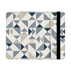 Geometric Triangle Modern Mosaic Samsung Galaxy Tab Pro 8 4  Flip Case
