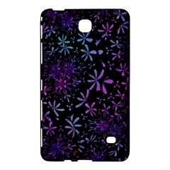 Retro Flower Pattern Design Batik Samsung Galaxy Tab 4 (7 ) Hardshell Case