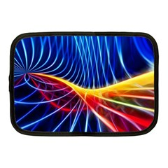 Color Colorful Wave Abstract Netbook Case (medium)