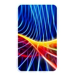 Color Colorful Wave Abstract Memory Card Reader