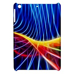 Color Colorful Wave Abstract Apple Ipad Mini Hardshell Case