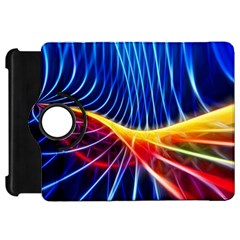 Color Colorful Wave Abstract Kindle Fire Hd 7