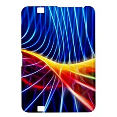 Color Colorful Wave Abstract Kindle Fire Hd 8 9