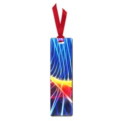Color Colorful Wave Abstract Small Book Marks