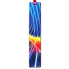 Color Colorful Wave Abstract Large Book Marks