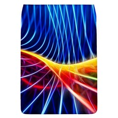 Color Colorful Wave Abstract Flap Covers (l)