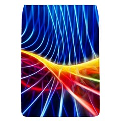 Color Colorful Wave Abstract Flap Covers (s)