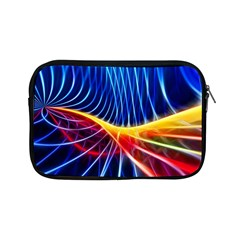 Color Colorful Wave Abstract Apple Ipad Mini Zipper Cases
