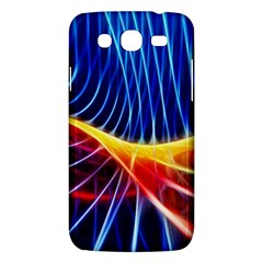 Color Colorful Wave Abstract Samsung Galaxy Mega 5 8 I9152 Hardshell Case