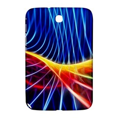 Color Colorful Wave Abstract Samsung Galaxy Note 8 0 N5100 Hardshell Case
