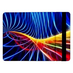 Color Colorful Wave Abstract Samsung Galaxy Tab Pro 12.2  Flip Case