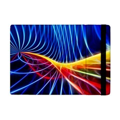 Color Colorful Wave Abstract Ipad Mini 2 Flip Cases