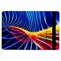 Color Colorful Wave Abstract Ipad Air Flip