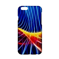 Color Colorful Wave Abstract Apple Iphone 6/6s Hardshell Case