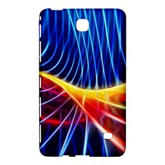 Color Colorful Wave Abstract Samsung Galaxy Tab 4 (7 ) Hardshell Case